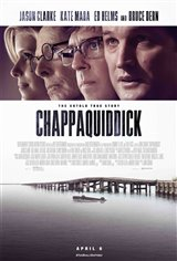 Chappaquiddick (v.o.a.) Affiche de film