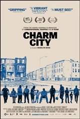 Charm City Large Poster