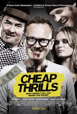 Cheap Thrills Large Poster