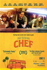 Chef (2014) Movie Poster Movie Poster