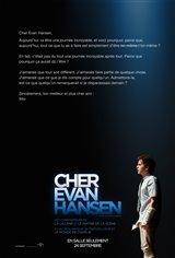 Cher Evan Hansen Movie Poster