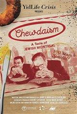 Chewdaism: A Taste of Jewish Montreal Movie Poster