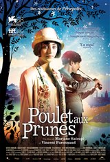Chicken With Plums Movie Poster