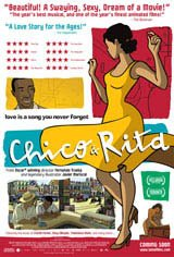 Chico & Rita Movie Poster