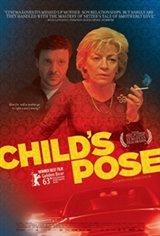 Child's Pose Movie Poster