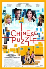 Chinese Puzzle Movie Poster Movie Poster