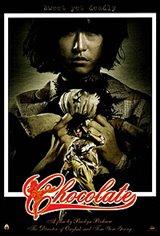 Chocolate Movie Poster Movie Poster