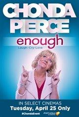 Chonda Pierce: Enough Movie Poster