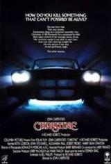 Christine (1983) Movie Poster