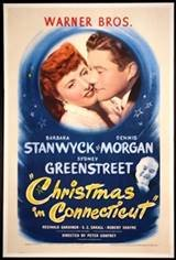 Christmas in Connecticut Movie Poster