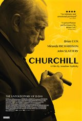 Churchill Movie Poster Movie Poster