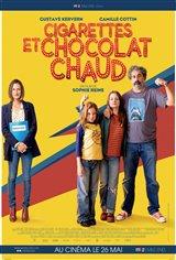 Cigarettes et chocolat chaud Affiche de film