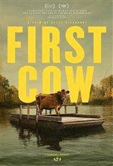 Cinematheque at Home: First Cow Affiche de film