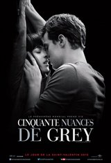 Cinquante nuances de Grey Affiche de film