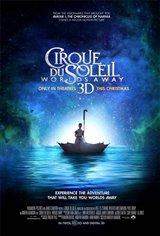 Cirque du Soleil: Worlds Away - An IMAX 3D Experience Movie Poster