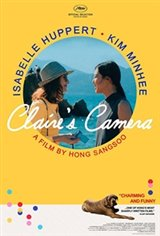 Claire's Camera (La caméra de Claire) (Keul-le-eo-ui ka-me-la) Large Poster