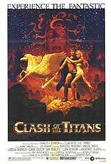 Clash of the Titans (1981) Movie Poster