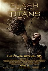 Clash of the Titans Movie Poster Movie Poster