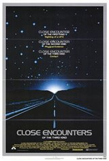 Close Encounters of the Third Kind Movie Poster Movie Poster