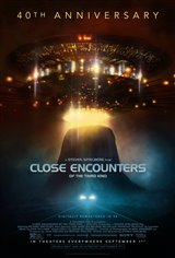 Close Encounters of the Third Kind - 40th Anniversary trailer