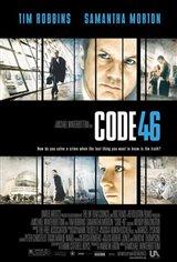 Code 46 Movie Poster Movie Poster