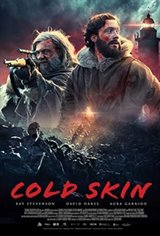 Cold Skin (La piel fría) Movie Poster