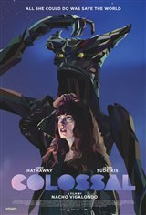Colossal Movie Poster Movie Poster