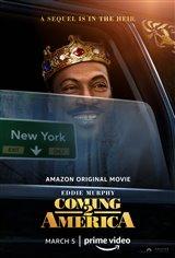 Coming 2 America (Amazon Prime Video) Movie Poster