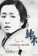 Coming Home (v.o. mandarin, s.-t.a.) Affiche de film