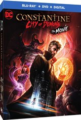 Constantine: City of Demons Movie Poster
