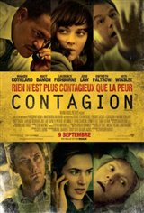 Contagion (v.f.) Movie Poster