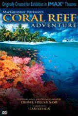 Coral Reef Adventure Movie Poster