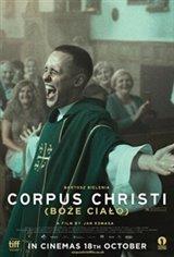 Corpus Christi Affiche de film