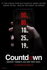 Countdown Movie Poster Movie Poster