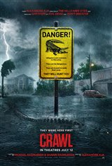 Crawl Affiche de film