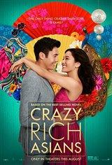 Crazy Rich Asians (v.o.a.) Affiche de film