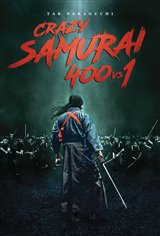 Crazy Samurai: 400 vs 1 Movie Poster