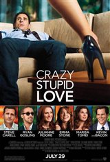 Crazy, Stupid, Love. Movie Poster Movie Poster