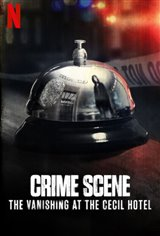 Crime Scene: The Vanishing at the Cecil Hotel (Netflix) Movie Poster