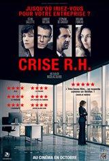 Crise R.H. Affiche de film