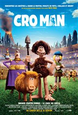 Cro Man Movie Poster