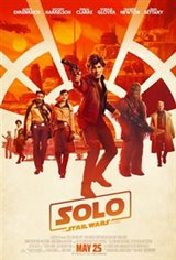 Crossroads Special Screening: Solo: A Star Wars Story Movie Poster