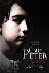 Cruel Peter : Le garçon Affiche de film