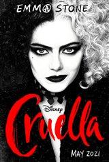 Cruella (v.f.) Affiche de film