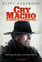 Cry Macho : Le chemin de la rédemption Affiche de film