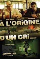 Crying Out (À l'origine d'un cri) Movie Poster