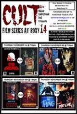 Cult Film Series at the Roxy 14 Movie Poster
