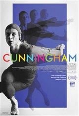 Cunningham (v.o.a.) Affiche de film
