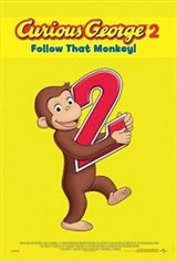 Curious George 2: Follow That Monkey Movie Poster Movie Poster