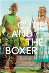 Cutie and the Boxer Movie Poster
